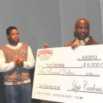 Young Visionaries Honor Youth Development Supporters