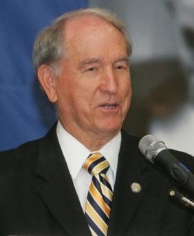 Mayor Patrick J. Morris