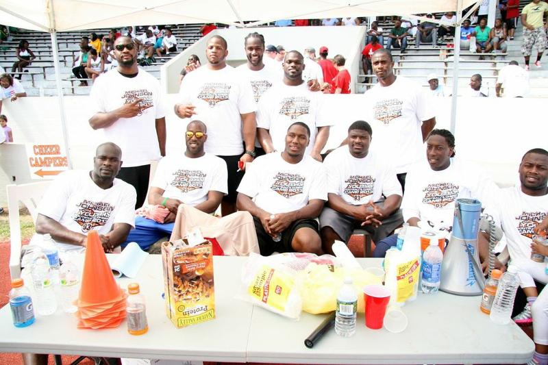 2013 Camp Coaches