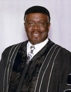 Pastor Robert Fairley