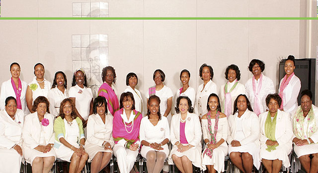 ETA NU OMEGA CHAPTER OF ALPHA KAPPA ALPHA SORORITY INC