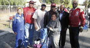 Kappa Alpha Psi Thanksgiving Giveaway a Success
