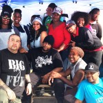 Lue Productions Gives Back