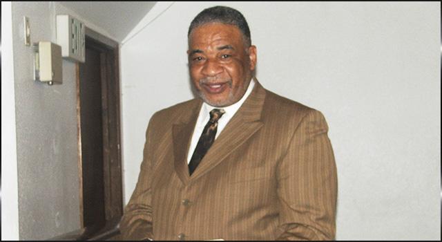 Pastor Raymond Turner