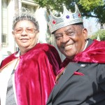 2014 San Bernardino Black Senior King & Queen,  Heck & Barbara Thomas. (Photo Credit John Coleman)