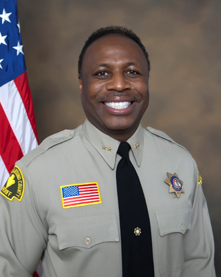 Assistant Sheriff Cochran