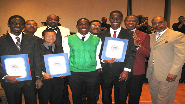 Kappa Youth Honorees