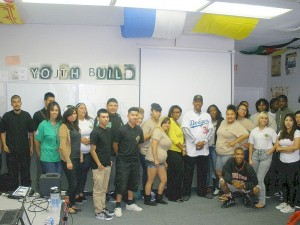 Youth Build Group Photo