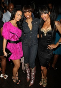 Group Assorted Flavors: Zena Foster, Elise Neal and Mercedes Nelson
