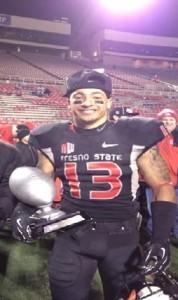 Derron Smith, Fresno State University