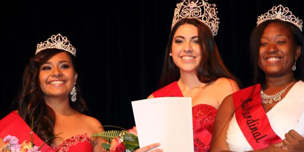 Past Winner-Miss Cardinal City pageant