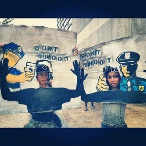 Actress, singer, and business owner Tiffany Evans, joined protests for change in Atlanta