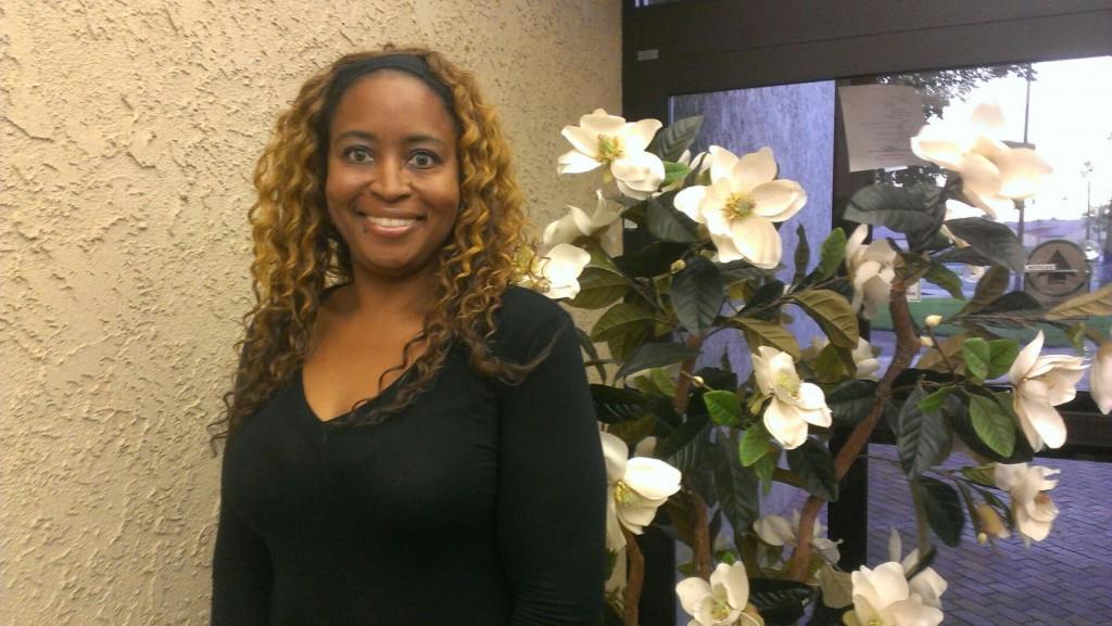 Nikki Chambers (Secretary)