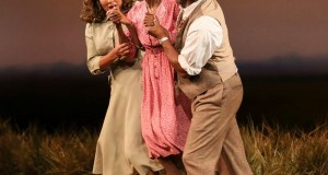 Friday, September 26 was opening night for the live production of The Trip to Bountiful starring 90-year-old Cicely Tyson, Vanessa Williams and Blair Underwood