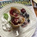 dessert by Chef Lanoris Brown