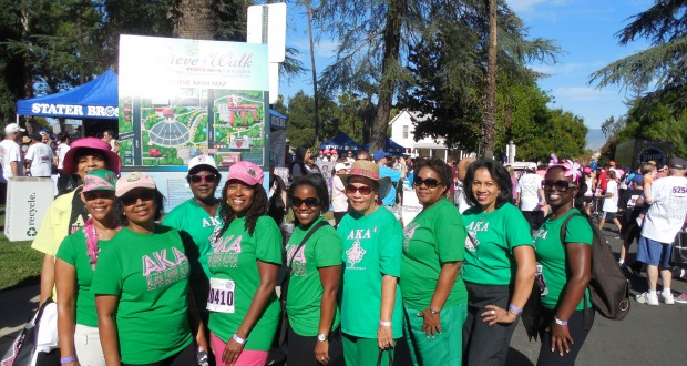 AKA Believe Walk (Cancer)