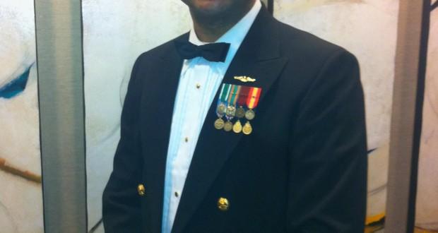 Lt. Cmdr. Robert Crosby
