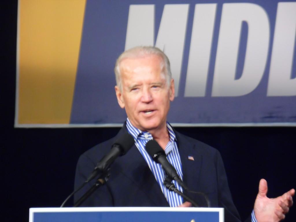 Vice President Joe Biden (Photo Credit Angela Coggs)