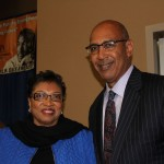 Assemblymember, Cheryl Brown,(47th AD) introduced Keynote Speaker, Assemblymember, Chris Holden,(41st AD).