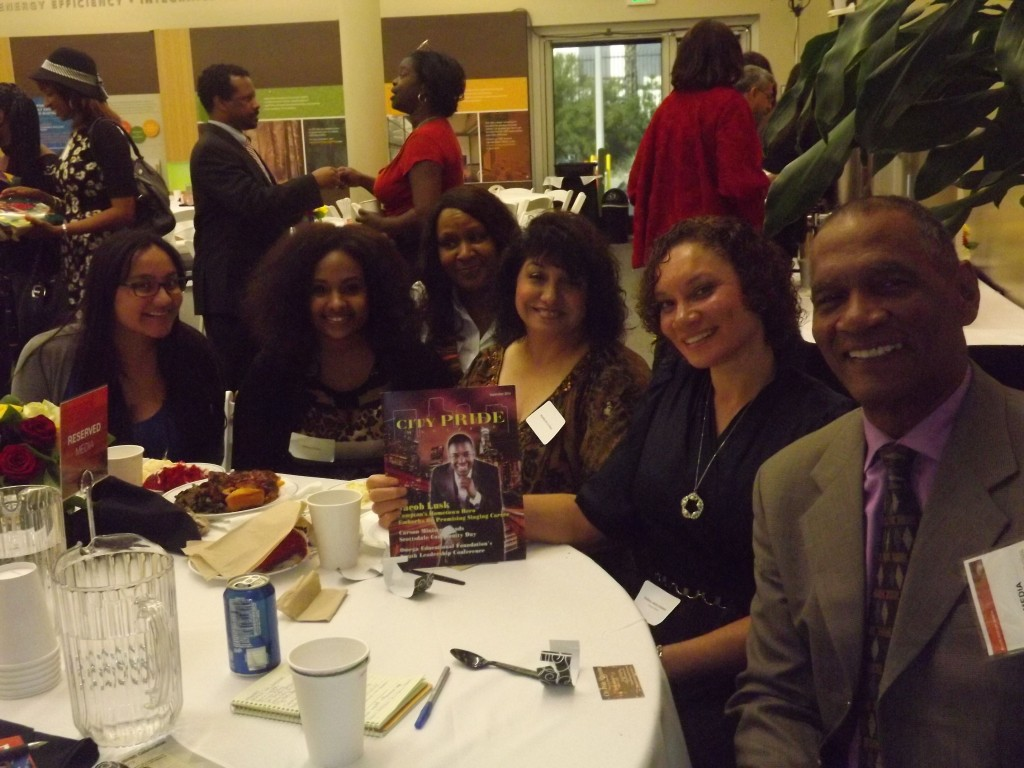 Some of the Media representatives (Photo courtesy of Charles Jackson, City Pride Magazine)