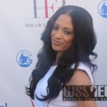 Actress Melissa De Sousa (Photo Credit: Naomi K. Bonman/WSS News)