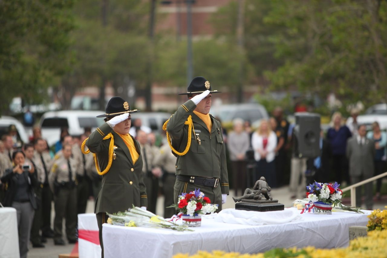 2014 PEACE OFFICER MEMORIAL