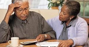 Older-Black-couple-ponder-Alzheimers-by-Corbis