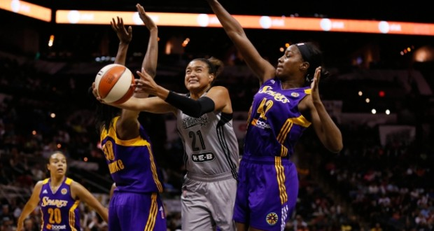 Connecticut Sun vs. Los Angeles Sparks - 6/21/15 WNBA Pick,
