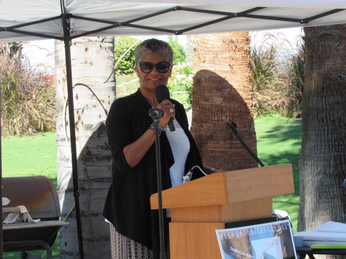 Carolyn Tillman, Special Assistant to the Superintendent of San Bernardino County Schools