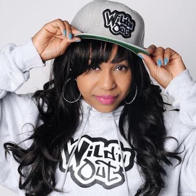 Wild 'N' Out Host Aarona Lopez
