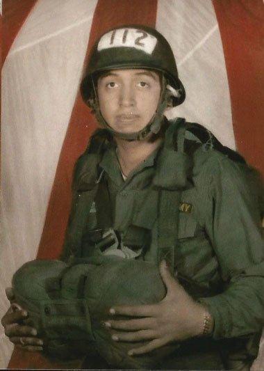 First Sergeant Raymond Rincon