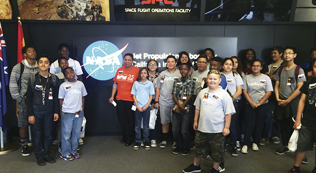 NASA JPL - Pasadena-wssnews
