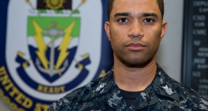 Petty Officer 1st Class Clarence Jones