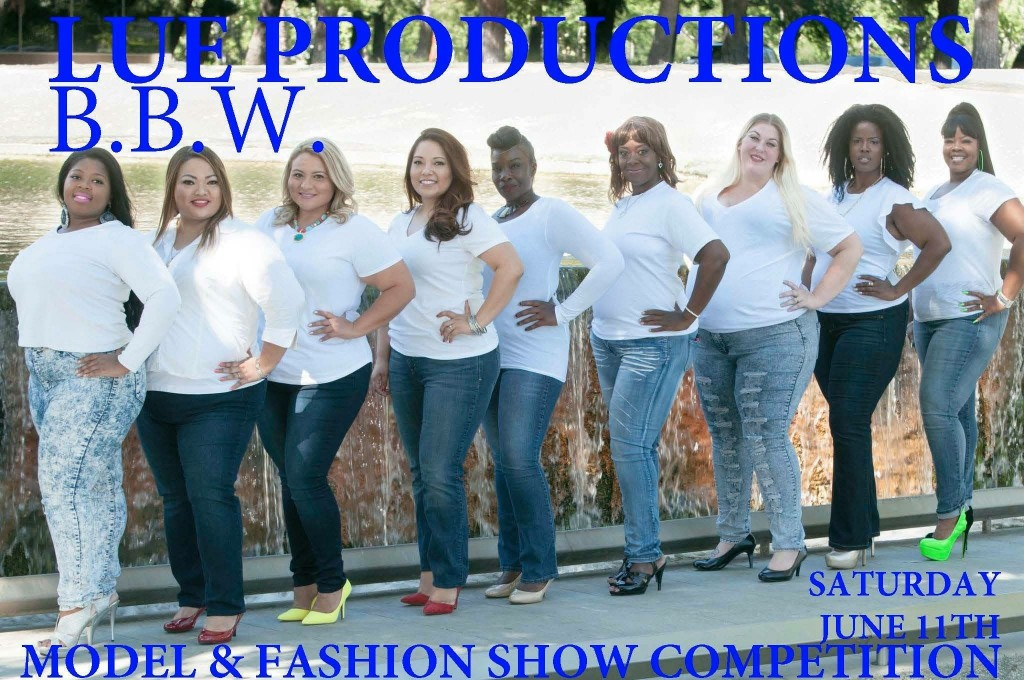 The ladies of the 2016 LUE Productions Model Competition. Photo by Freddie Washington