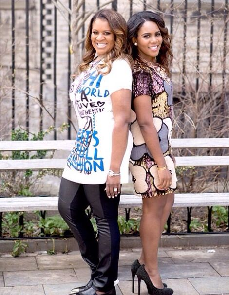 Stacia and Ariana Pierce