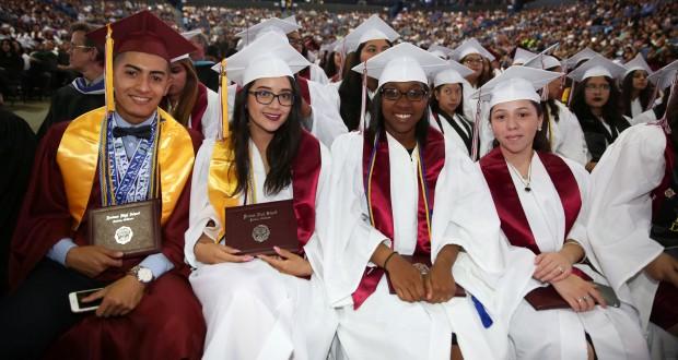 Fontana High School Class of 2016.