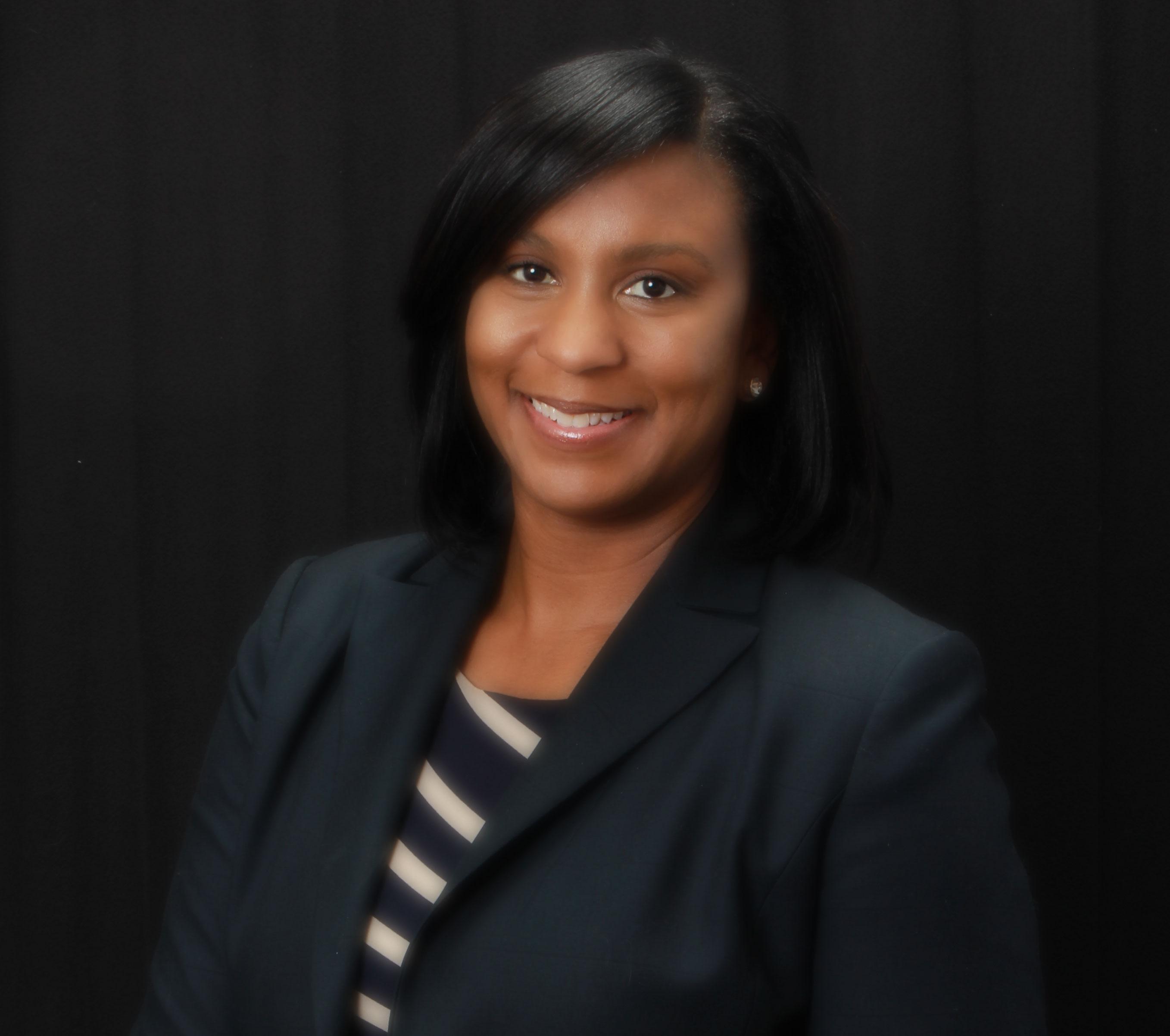 CaSonya Thomas, director of the Department of Behavioral Health