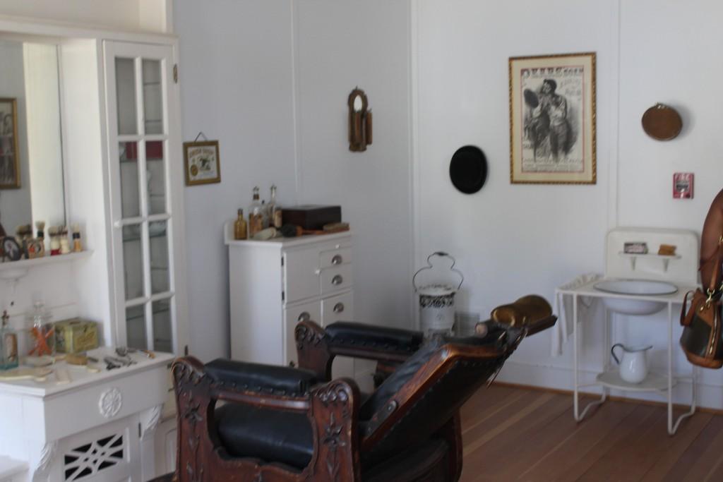 Milner Barbershop- Started by Frank Milner in 1911