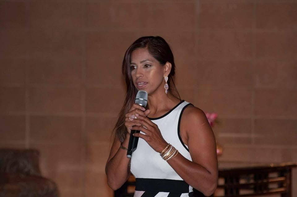 Karla Quebec. Photo credit Freddie Washington