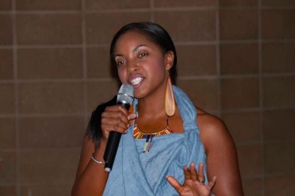 Jacquene Richardson. Photo credit Freddie Washington