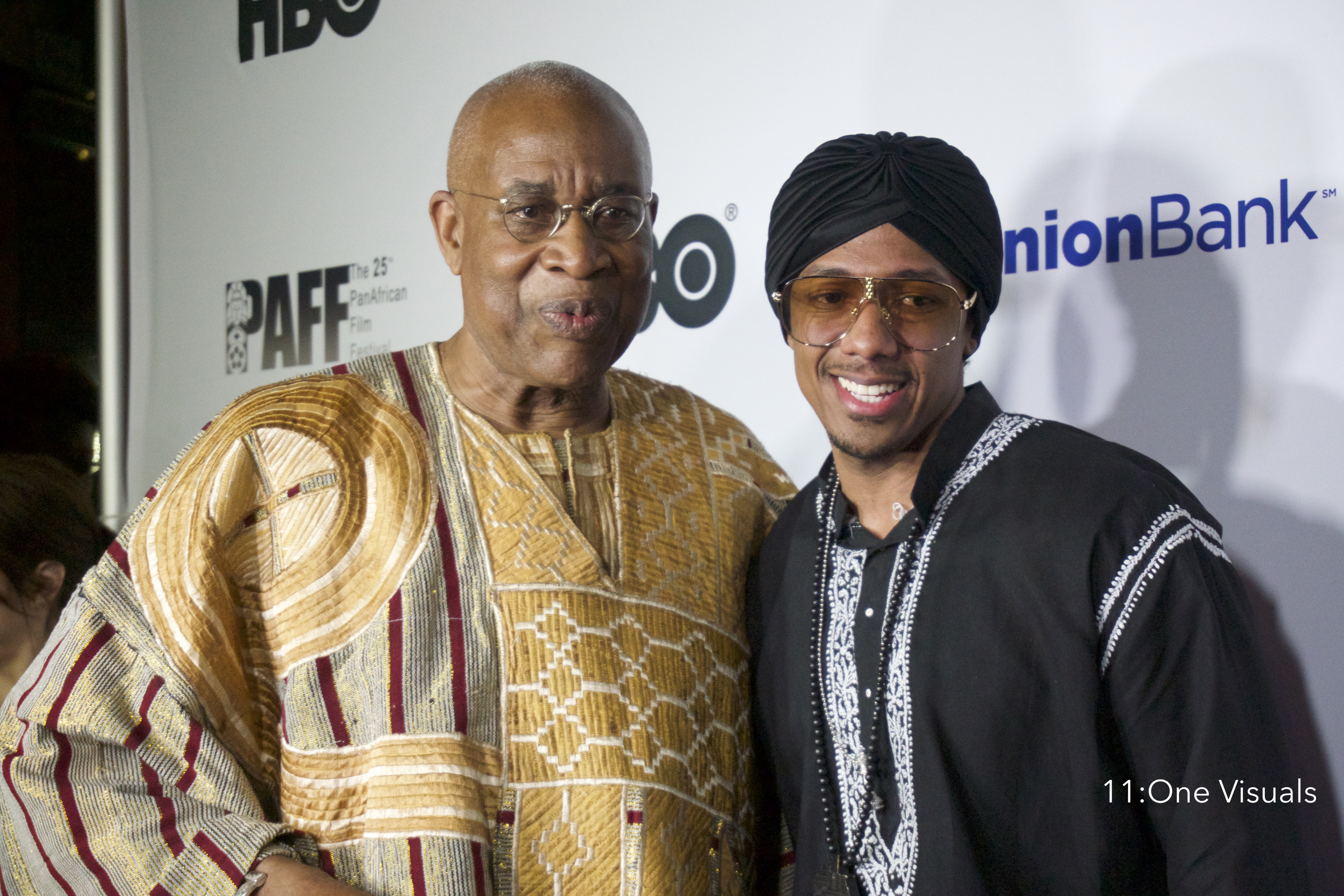 The 25th Anniversary Of The Pan African Film Festival
