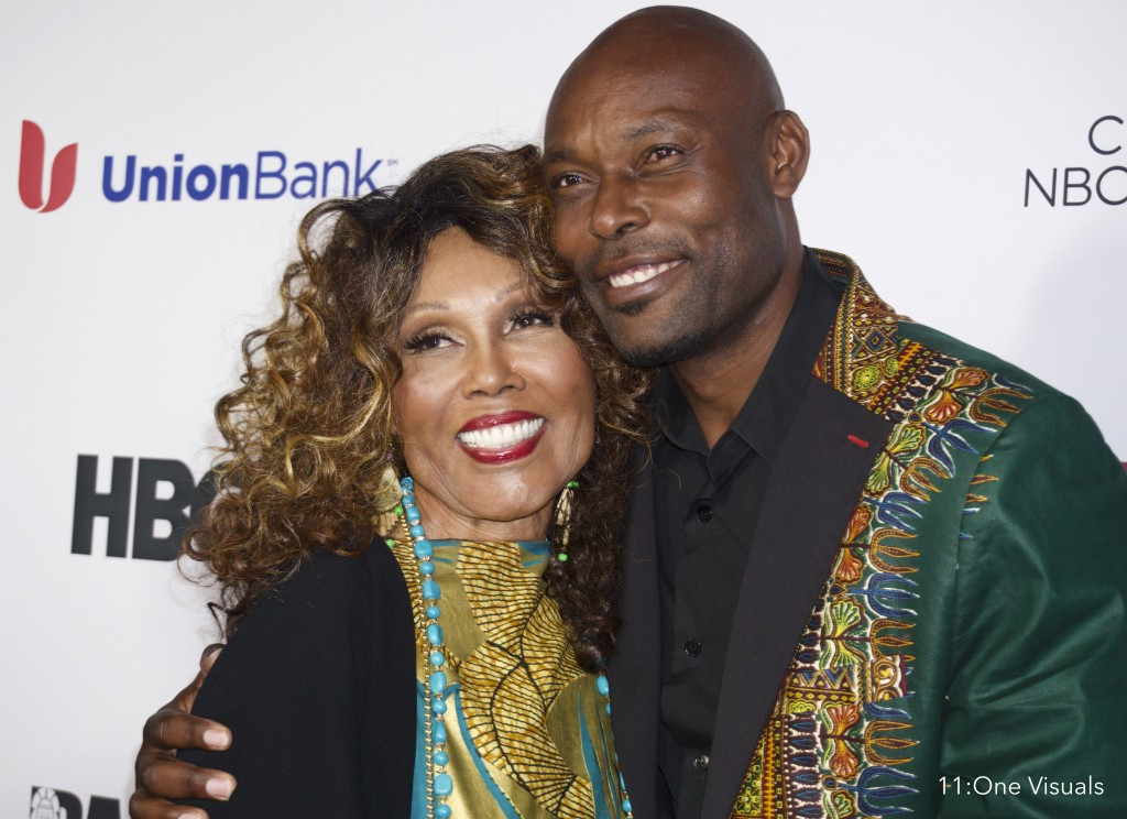 Janet Du'Bois and Louis (Photo credit: Kristina Dixon/11:OneVisuals)