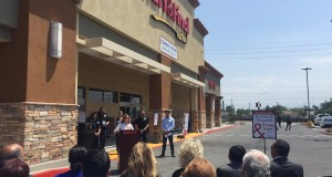 Colton Store Opening