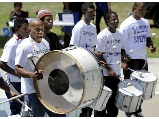 Drum Squad 20016