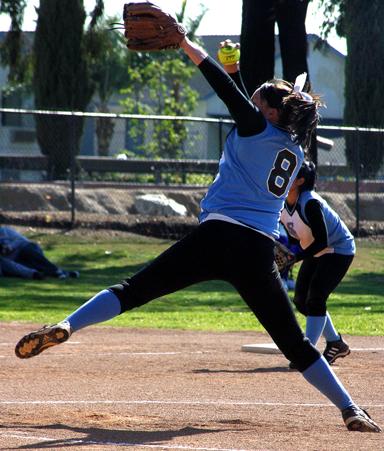 San Gorgonio High Girls' Softball Team (Photo courtesy of SBCUSD)