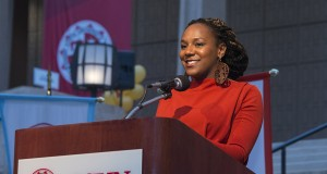 Activist and Author Bree Newsome