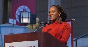 Activist and Author Bree Newsome