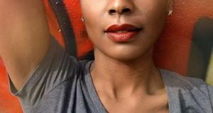 Model Kareisha Phillips (Photo Credit: Jack Houser Esau Abraham Marquez)
