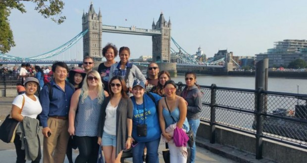 From Jamaica To London: CSUSB Students Spent Their Summer